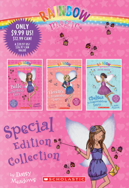 Rainbow Magic Special Edition Collection