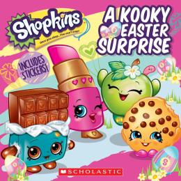 Shopkins: A Kooky Easter Surprise