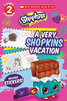Shopkins: Very Shopkins Vacation