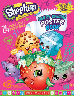 Shopkins™: Berry Special Poster Book