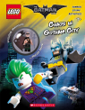 LEGO� Batman Movie Activity Book with Minifigure