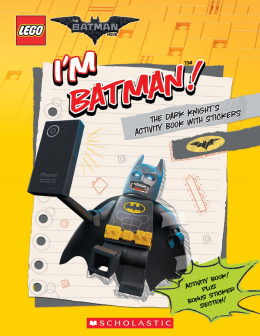 LEGO® Batman Movie: Sticker Activity Book