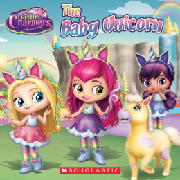 Little Charmers 8x8: The Baby Unicorn