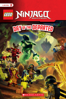 LEGO® Ninjago Reader #16: Day of the Departed