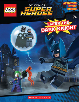 LEGO® DC Comics Super Heroes: Activity Book #2 with Minifigure