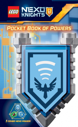 LEGO NEXO KNIGHTS: Pocket Book of Powers