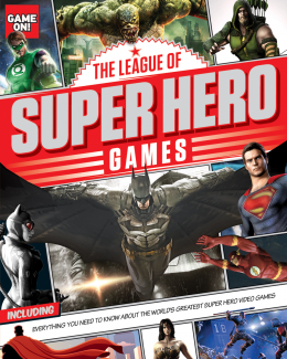 The League of Superhero Games
