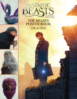 Fantastic Beasts and Where to Find Them: Poster Book #2
