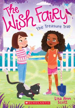 The Wish Fairy #2: The Treasure Trap