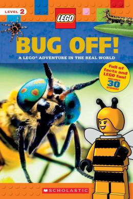 Bug Off!: LEGO® Nonfiction