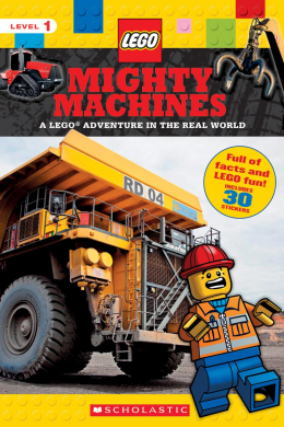 Mighty Machines: LEGO® Nonfiction