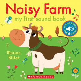 Noisy Farm: My First Sound Book