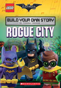 Lego Batman Movie: Choose Your Own Adventure