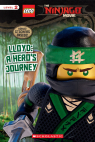 Lloyd: A Hero�s Journey (The Lego Ninjago Movie: Reader)