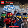 Lego Ninjago Movie: High-Tech Ninja Heroes