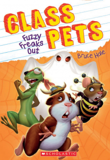 Class Pets #3: Fuzzy Freaks Out