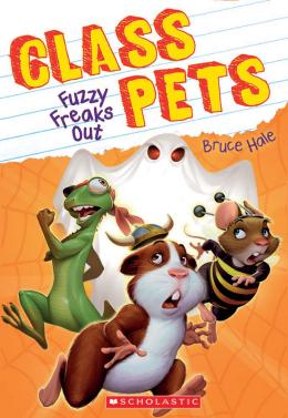 Class Pets #3: Fuzzy Freaks Out