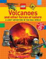 LEGO Nonfiction: Reader #5: Volcanoes