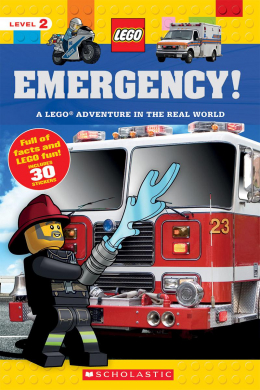 LEGO Nonfiction: Emergency! Reader #6