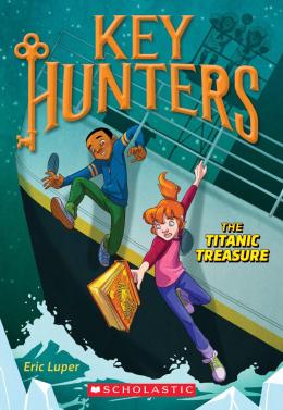 Key Hunters #5: The Titanic Treasure