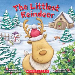 Littlest Series: The Littlest Reindeer