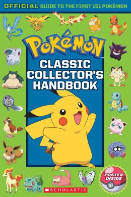 Pokémon Classic Handbook