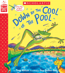 Down by the Cool of the Pool: A StoryPlay Book