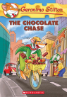 Geronimo Stilton #67: The Chocolate Chase
