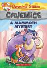 Geronimo Stilton Cavemice #15: A Mammoth Mystery