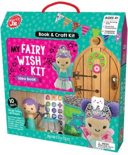 Klutz Jr.: My Fairy Wish Kit