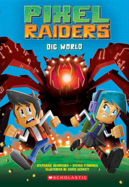 Pixel Raiders #1: Dig World