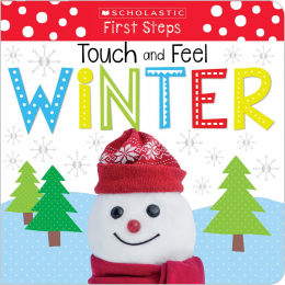 Scholastic Early Learners: Touch and Feel Winter