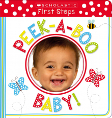 Scholastic Early Learners: Peek-a-Boo! Baby!