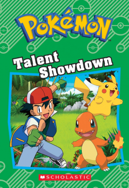 Pokémon: Chapter Book: Talent Showdown