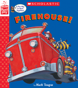 Firehouse! : A StoryPlay Book