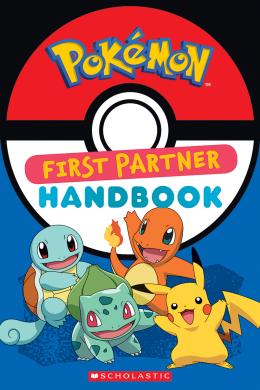 Pokémon: First Partner Handbook
