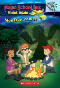Monster Power: Exploring Renewable Energy: A Branches Book