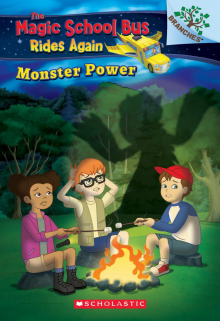 The Magic School Bus Rides Again: Monster Power: Exploring Renewable Energy