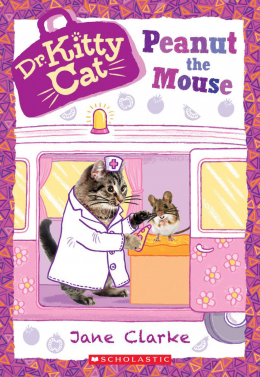Dr. Kittycat #8: Peanut the Mouse