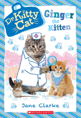 Dr. Kittycat #9: Ginger the Kitten