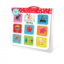 Scholastic Early Learners: Little Learning Library Box Set