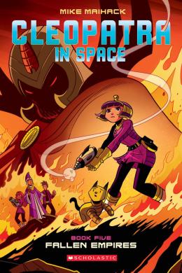 Cleopatra In Space #5: Fallen Empires