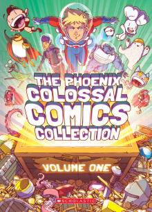 The Phoenix Colossal Comics Collection #1