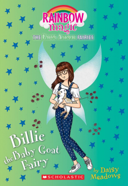 Farm Animal Fairies #4: Billie the Baby Goat Fairy
