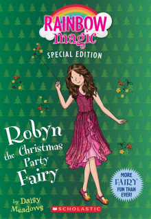 Rainbow Magic Special Edition: Robyn the Christmas Party Fairy