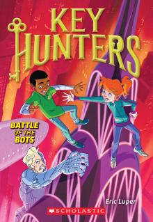 Key Hunters #7: Battle of the Bots