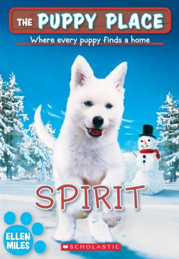 Puppy Place #50: Spirit