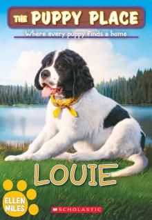 Puppy Place #51: Louie