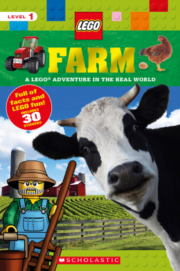 LEGO Nonfiction: Farm