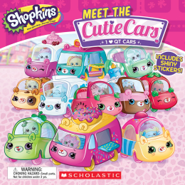 Shopkins: Meet the Cutie Cars